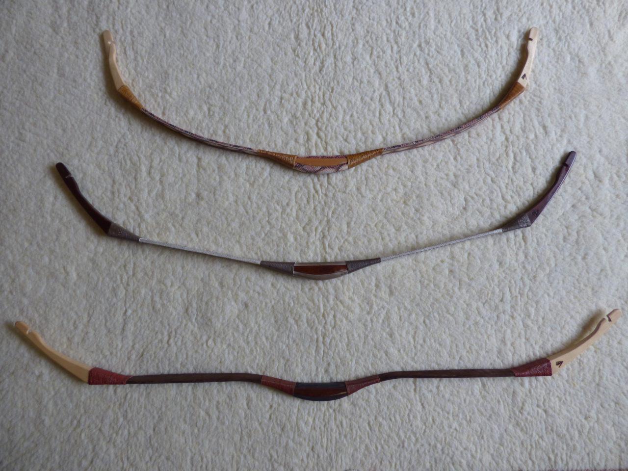 magyar III. típusú íjak